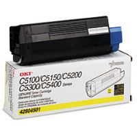 Okidata 42804501 Laser Toner Cartridge