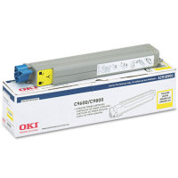 Okidata 42918901 Laser Toner Cartridge