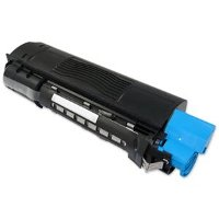 Compatible Okidata 43034803 Cyan Laser Toner Cartridge