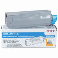 Okidata 43324401 Laser Toner Cartridge