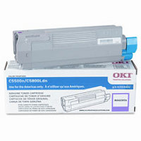 Okidata 43324402 Laser Toner Cartridge