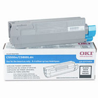 Okidata 43324404 Laser Toner Cartridge