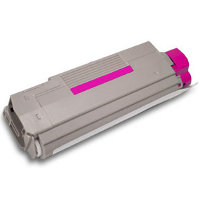 Compatible Okidata 43324418 ( 43865718 ) Magenta Laser Toner Cartridge