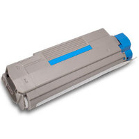 Compatible Okidata 43324419 ( 43865719 ) Cyan Laser Toner Cartridge