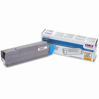 Okidata 43324466 Laser Toner Cartridge