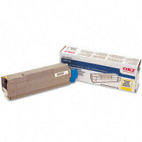 Okidata 43324474 Laser Toner Cartridge