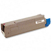 Compatible Okidata 43487734 Magenta Laser Toner Cartridge