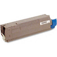 Compatible Okidata 43487736 Black Laser Toner Cartridge