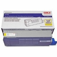 Okidata 43866101 Laser Toner Cartridge