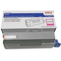 Okidata 43866102 Laser Toner Cartridge