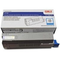 Okidata 43866103 Laser Toner Cartridge