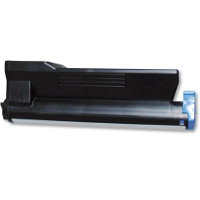 Compatible Okidata 43979201 Black Laser Toner Cartridge
