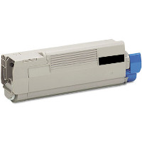 Compatible Okidata 44059216 Black Laser Toner Cartridge