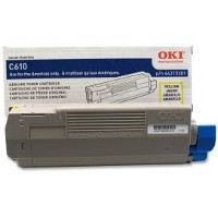 Okidata 44315301 Laser Toner Cartridge