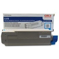 Okidata 44315303 Laser Toner Cartridge