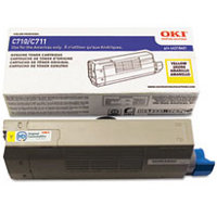 Okidata 44318601 Laser Toner Cartridge