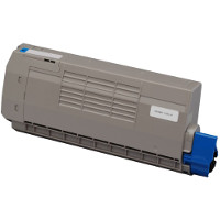 Compatible Okidata 44315303 Cyan Laser Toner Cartridge
