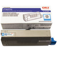 Okidata 44318603 Laser Toner Cartridge