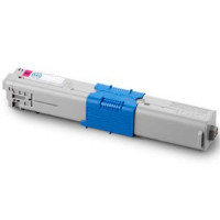 Compatible Okidata 44469720 ( Type C17 ) Magenta Laser Toner Cartridge