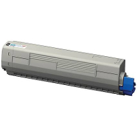 Compatible Okidata 44844512 Black Laser Toner Cartridge