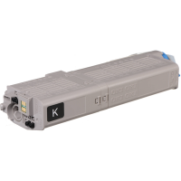 Compatible Okidata 46490604 Black Laser Toner Cartridge