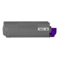 Compatible Okidata 46507502 Magenta Laser Toner Cartridge