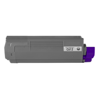 Compatible Okidata 46507503 Cyan Laser Toner Cartridge