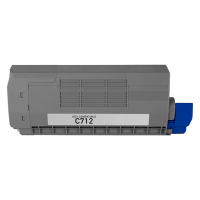 Compatible Okidata 46507604 Black Laser Toner Cartridge