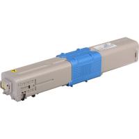 Compatible Okidata 46508701 Yellow Laser Toner Cartridge