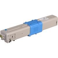 Compatible Okidata 46508703 Cyan Laser Toner Cartridge