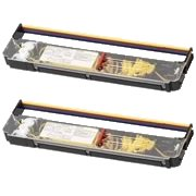 Okidata 52103701 Compatible Printer Ribbon (2/Pack)