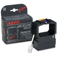 Okidata 52106002 Color Nylon Printer Ribbon