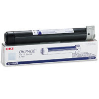 Okidata 52109001 Black Laser Toner Cartridge