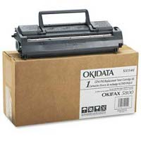 Okidata 52111401 Black Laser Toner Cartridge