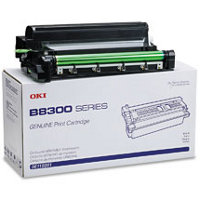 Okidata 56115001 Black Laser Toner Cartridge