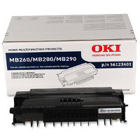 Okidata 56123401 Laser Toner Cartridge