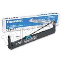 Panasonic KX-P170 ( KXP170 ) Black Printer Ribbons (12/Pack)