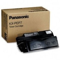 Panasonic KX-PEP7 Black Laser Toner Cartridge