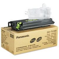 Panasonic DQ-TU18B Black Laser Toner Cartridge