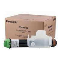 OEM Panasonic DQ-TUJ10K Black Laser Toner Cartridge