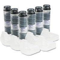 Panasonic FQTA10 Black Laser Toner Bottles (6/Pack)