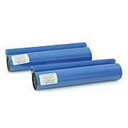 Panasonic KX-FA136 ( Panasonic KXFA136 ) Compatible Thermal Transfer Ribbon Refill Rolls (2/Box)