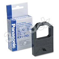 Panasonic KX-P110I ( KXP110I ) Black Fabric Printer Ribbons (3/Box)