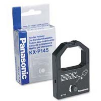 Panasonic KX-P145 ( KXP145 ) Black Fabric Printer Ribbons (6/Box)