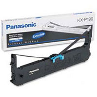Panasonic KX-P190 ( KXP190 ) Black Nylon Printer Ribbon