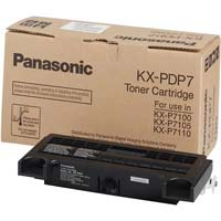 Panasonic KX-PDP7 Black Laser Toner Kit