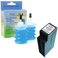 Pitney Bowes® 766-8 Compatible InkJet Cartridge & 608-0 Sealing Solution