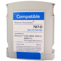 Pitney Bowes 787-D Compatible InkJet Cartridge