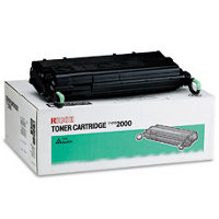 Ricoh 400394 Black Laser Toner Cartridge - High Capacity