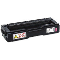 Compatible Ricoh 407541 Magenta Laser Toner Cartridge